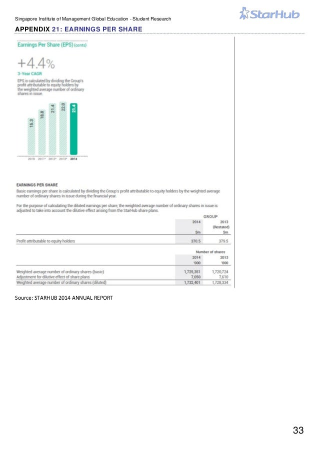 financial analysis starhub Starhub is the second largest of the three telecom operators in singapore click here to see the company guide for a full profile and analysis company guide previous close price source: analec key statistics dec s$ m 2016 2017f 2018f financial situation and the particular needs of.