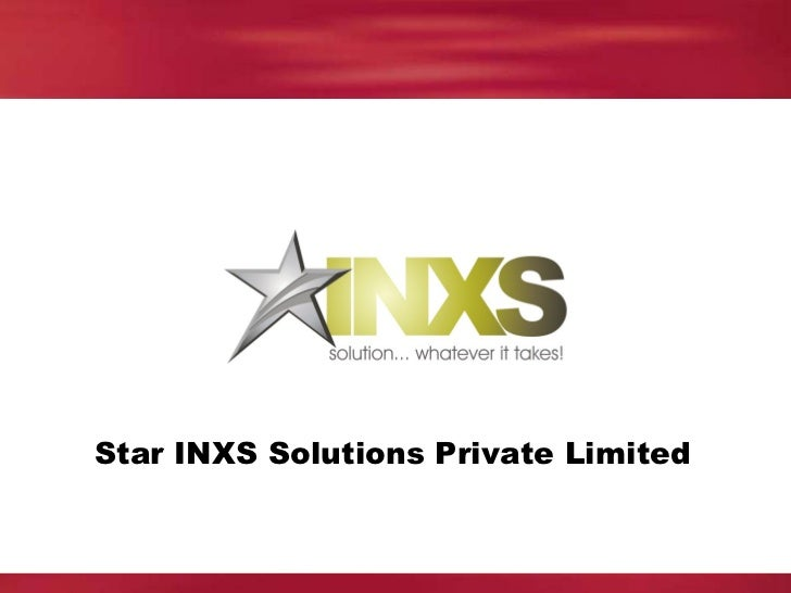 Star INXS Solutions Private Limited