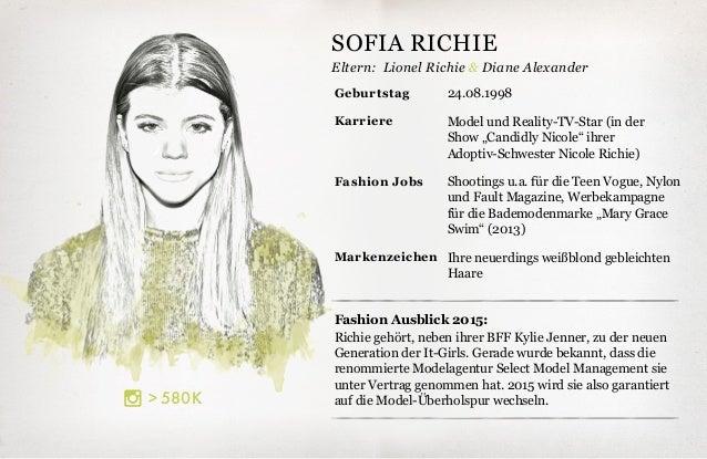 Eltern: 580K> Fashion Ausblick 2015: Richie gehört, neben ihrer BFF Kylie Jenner, zu der neuen Generation der It-Girls. Ge...
