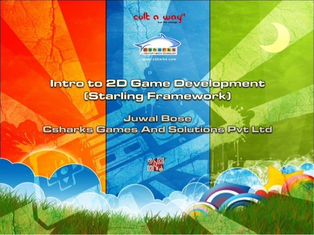 Me & Csharks ●  10 years of Game Development  ●  2D games for PC, Web, iOS & Android  ●  Eye candy art  ●  More than 300 g...