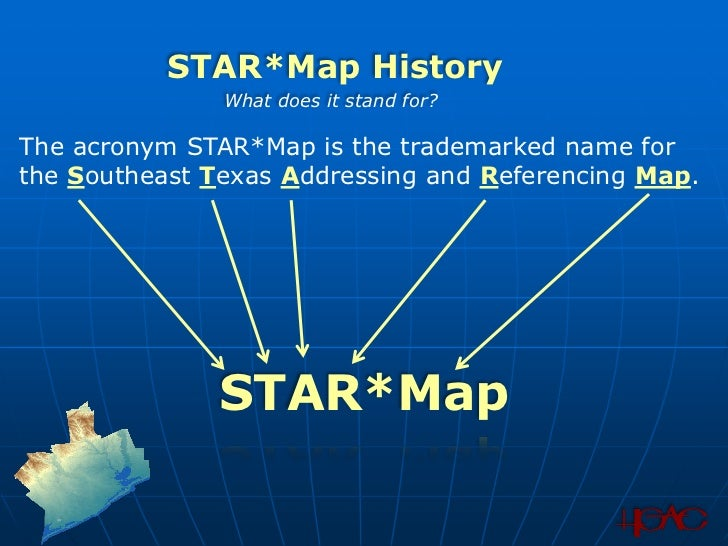 What Is A Star Map.The Star Map