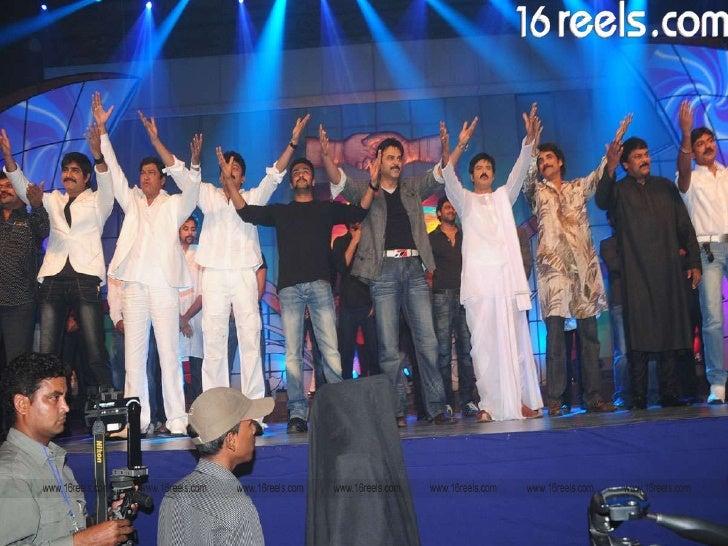 "STARNIGHT - Entire Telugu Film Industry is Ready for ""Spandana"""
