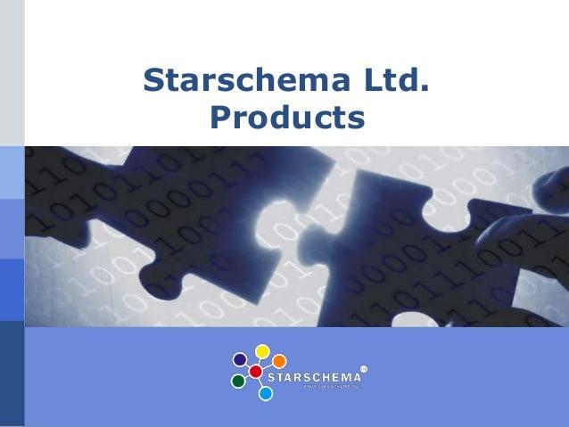Starschema Ltd. Products