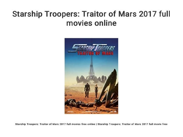 starship troopers full movie download hd