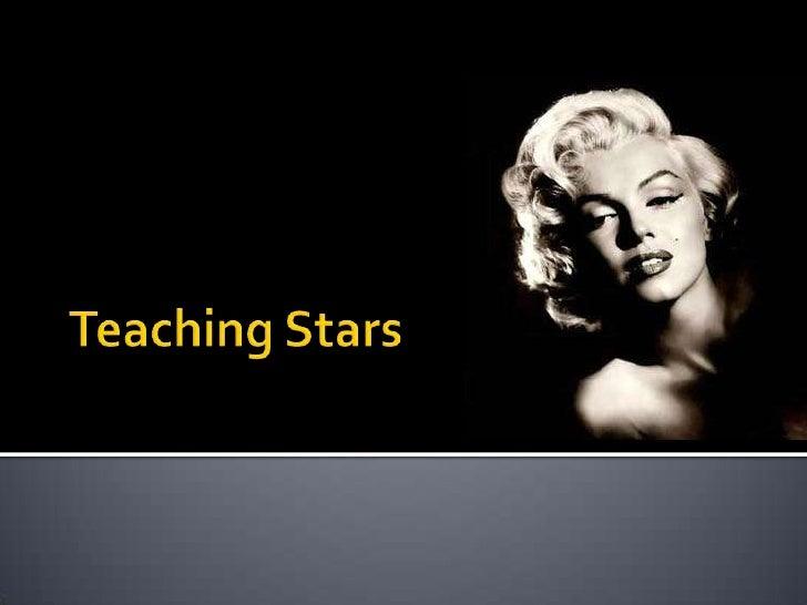 Teaching Stars<br />