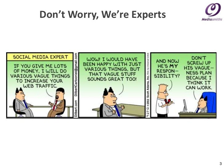 Social Media: How to use it to your advantage  Slide 3