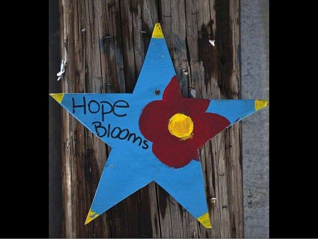 """""""Stars of Hope"""": Inspirational Messages Sandy Victims- Photographer Carlo Allegri"""