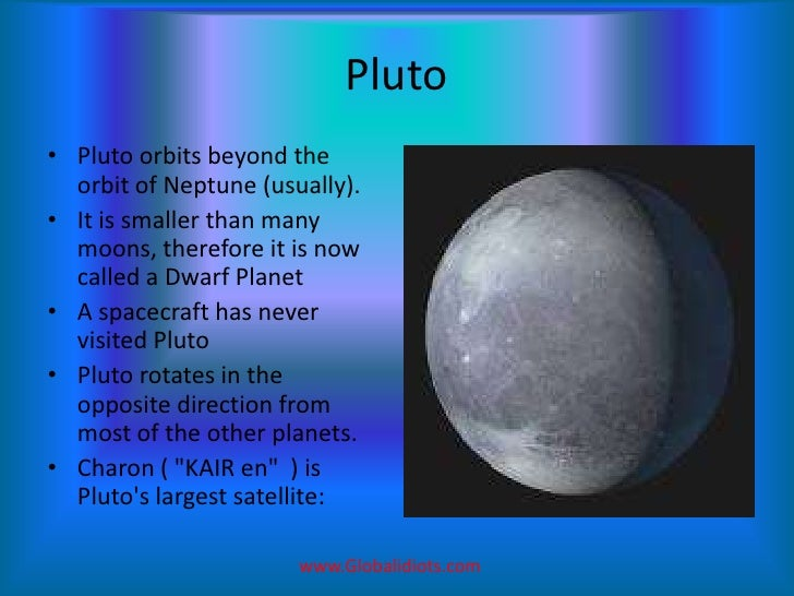 is part of our solar system pluto - photo #36