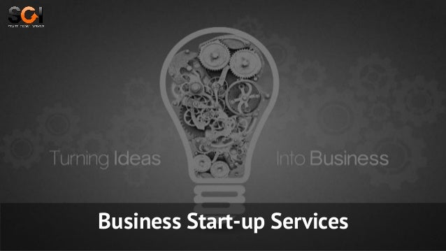Business Start-up Services