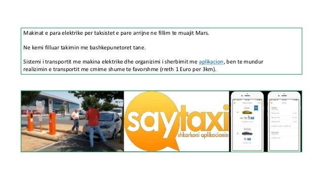 Start up Tirana Last Mile Slide 3