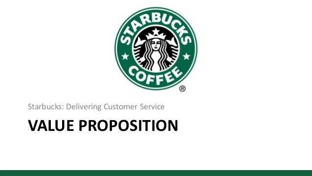 starbucks creating value Starbucks brand starbucks brand identity, personality & experience but it does help build starbucks brand value 4 keys to create a differentiating customer.