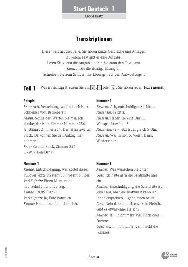 START DEUTSCH 2 MODELLSATZ PDF DOWNLOAD