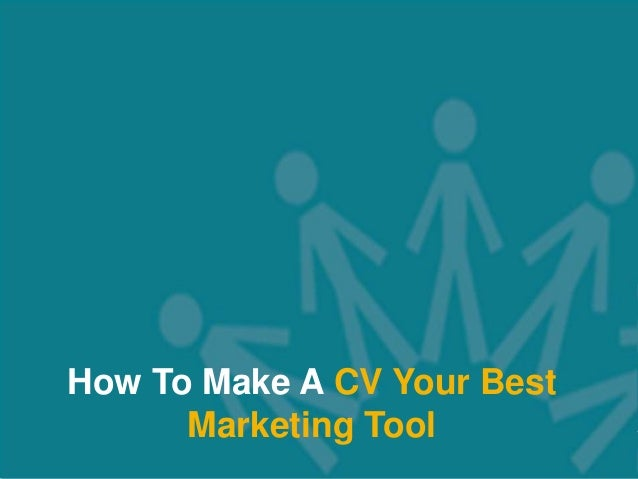 Web: www.connor.co.uk | Email: tccinfo@connor.co.uk | Tel: 01491 414 010 1 How To Make A CV Your Best Marketing Tool