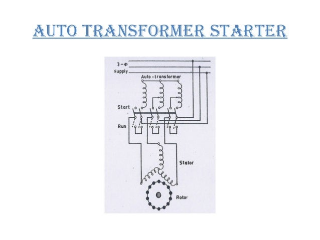 Starter of an induction motor 36 auto transformer starter 37 asfbconference2016 Image collections