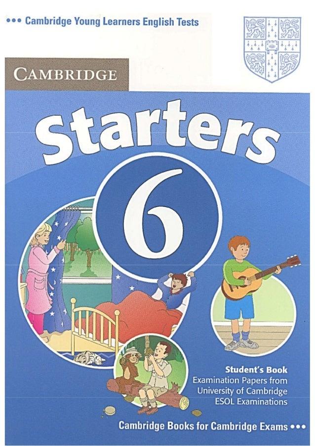 Starters 6 sb