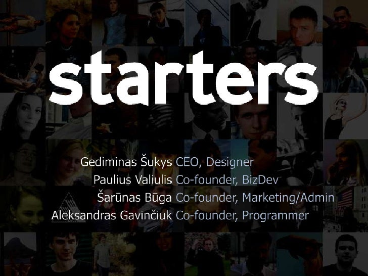 Problem   Hard to network with startupers onlineHard to collaborate & follow startupers online    Hard to find the right t...