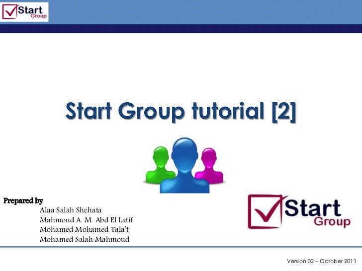 http://www.bized.co.uk                 Start Group tutorial [2]Prepared by          Alaa Salah Shehata          Mahmoud A....
