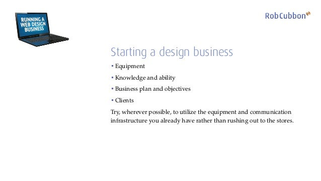 How To Start A Web Design Business