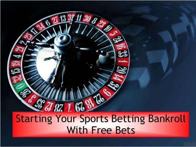 Sportsbetting bankroll what is the best sports betting app