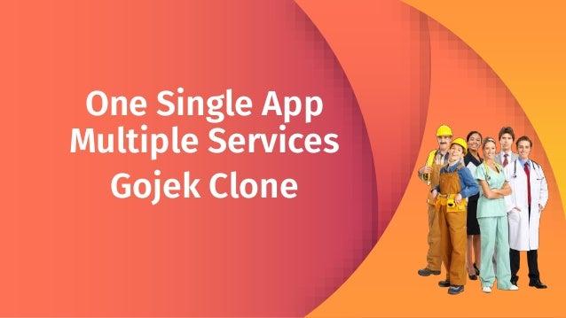 Start Multiple Business in Thailand with Gojek Clone Slide 2