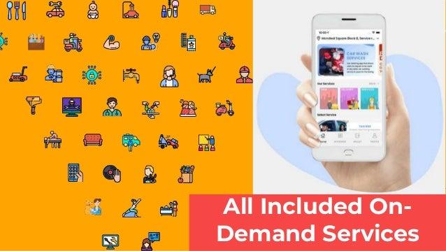 Start Multi Service Business like Gojek in Cambodia Slide 3