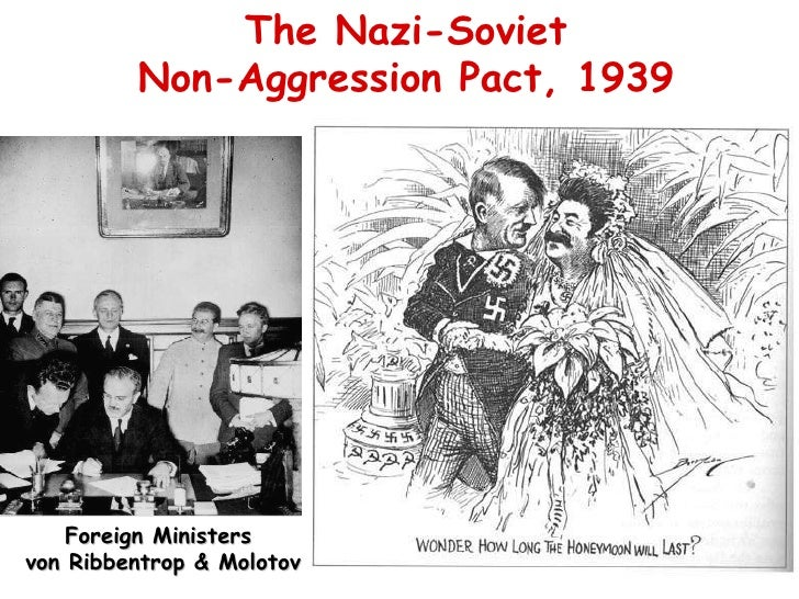 the nazi soviet pact essay How important was the nazi-soviet pact as a factor contributing to the outbreak of war in september 1939 by march 1939, britain and france had offered.