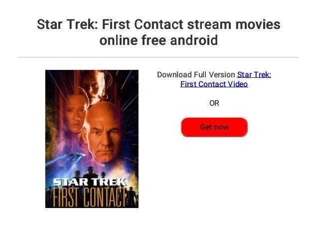 Star Trek First Contact Stream