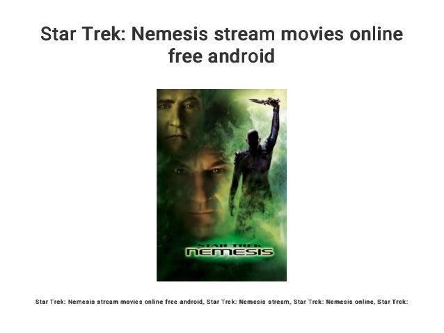 Star Trek Nemesis Stream