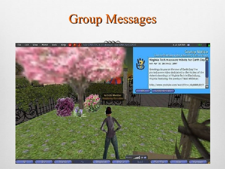 how to start second life