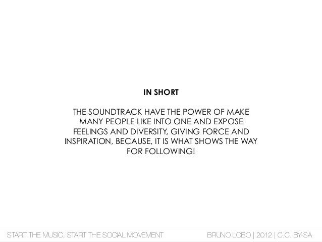 IN SHORT THE SOUNDTRACK HAVE THE POWER OF MAKE MANY PEOPLE LIKE INTO ONE AND EXPOSE FEELINGS AND DIVERSITY, GIVING FORCE A...