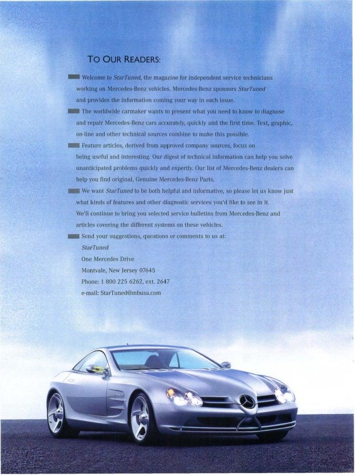 Star tuned magazine june 2004 for Mercedes benz usa llc montvale