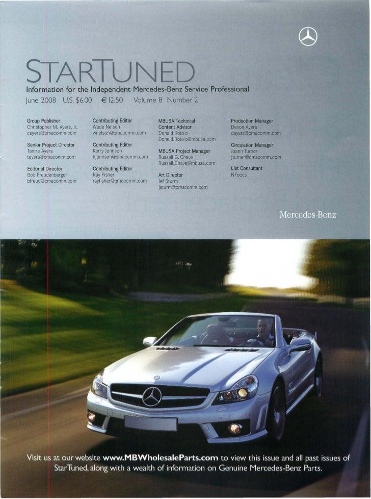 Star tuned magazine june 2008 Slide 3