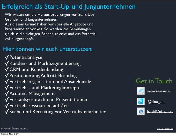 Erfolgreich als Start-Up und Jungunternehmen    Wir wissen um die Herausforderungen von Start-Ups,    Gründer und Jungunte...