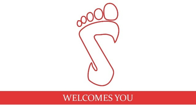 WELCOMES YOU