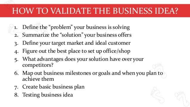 Startup Clinic: Startup Checklist