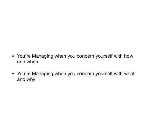 Startup, leadership and management Slide 3