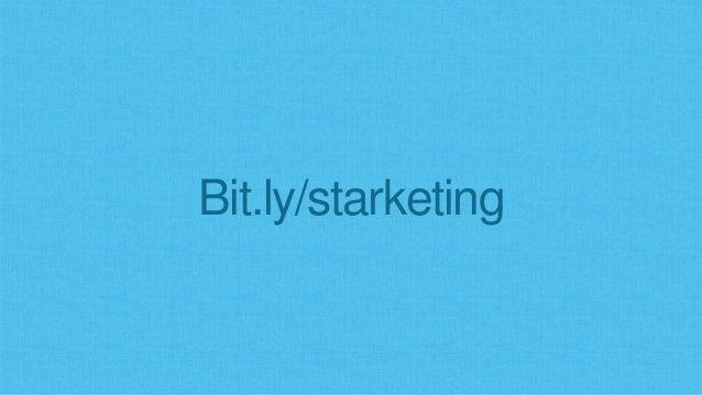 Bit.ly/starketing