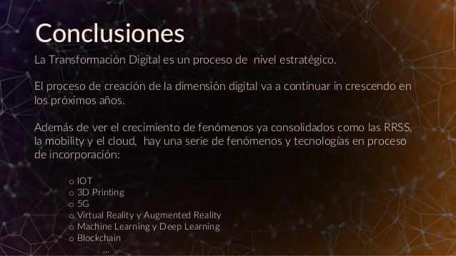 Transformación Digital, Quinta Dimensión Digital