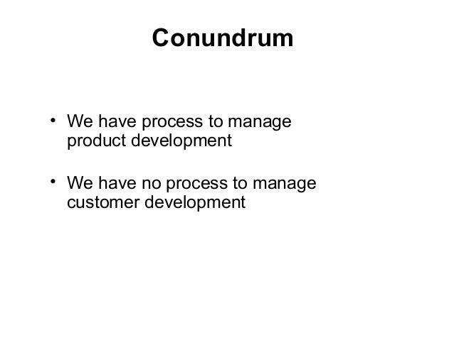 Customer Development at Startup2Startup Slide 3