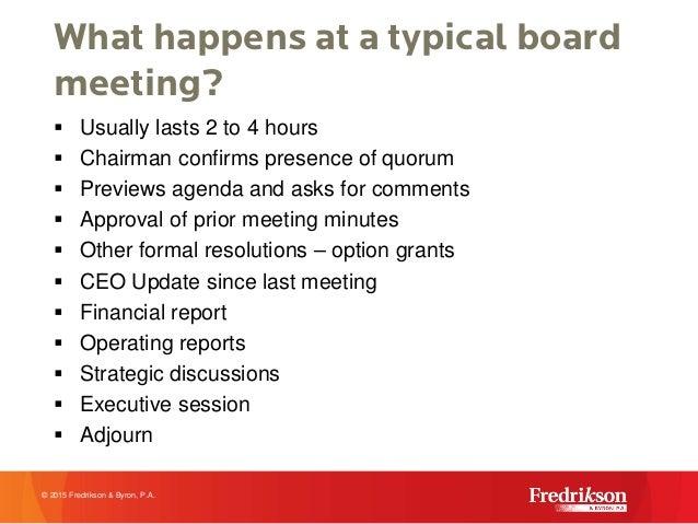 SURGE: Start-Up Board of Directors Best Practices