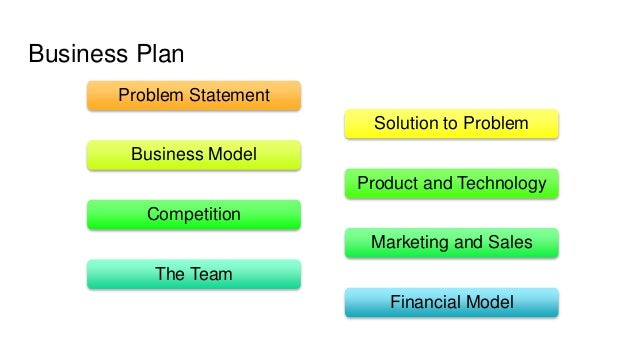 information technology business plan ppt templates