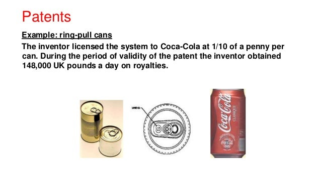 Copyright, patents and trademarks.