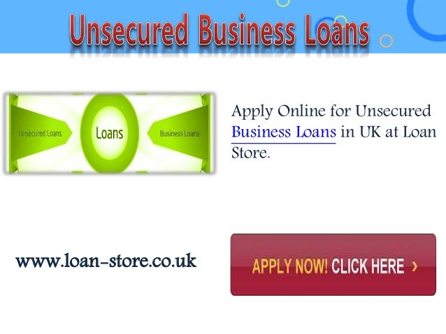 Apply Online For Unsecured Business Loans