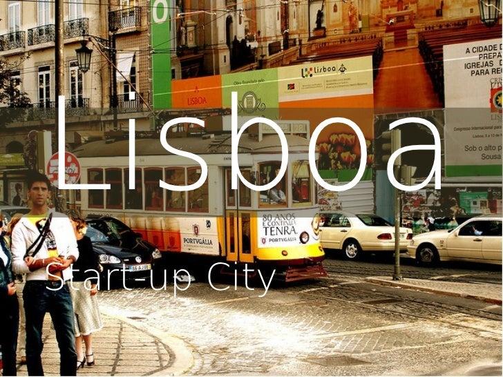 LisboaStart-up City