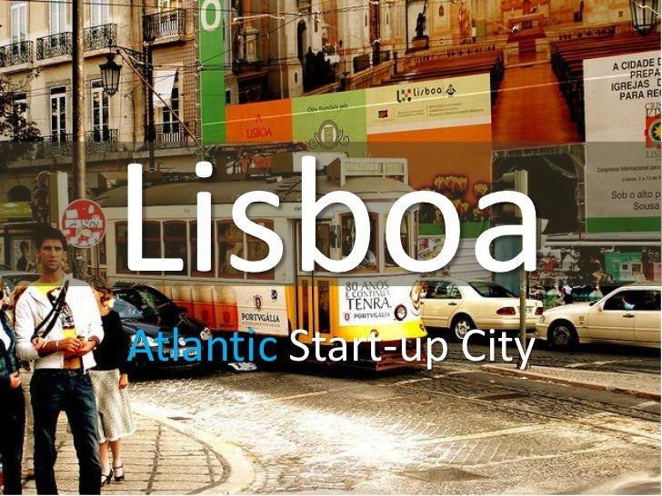 LisboaAtlantic Start-up City