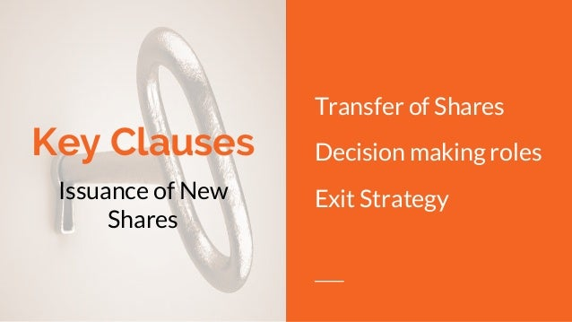 Startup stock options agreement