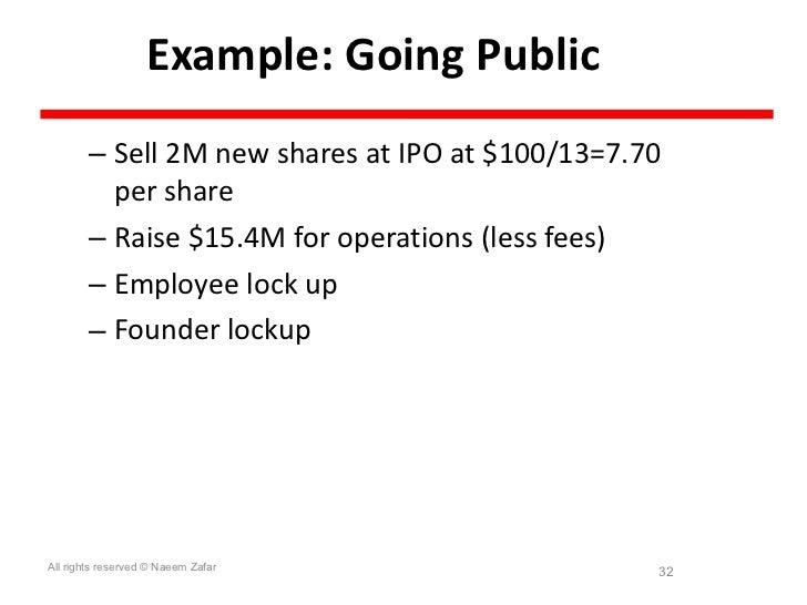 Pre ipo reverse stock split