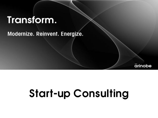 Start-up Consulting