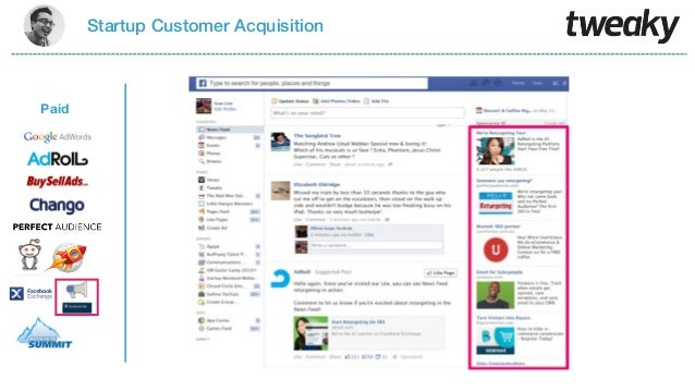 Startup Customer AcquisitionPaid