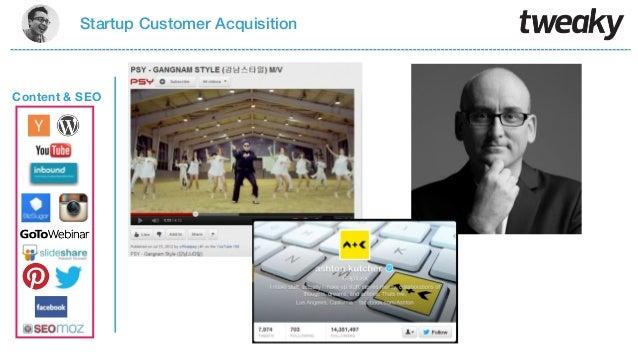 Startup Customer AcquisitionContent & SEO